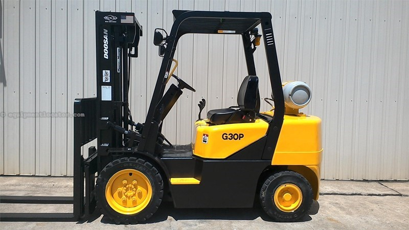 2005 Daewoo G30P-3 Lift Truck/Fork Lift-Industrial For Sale at