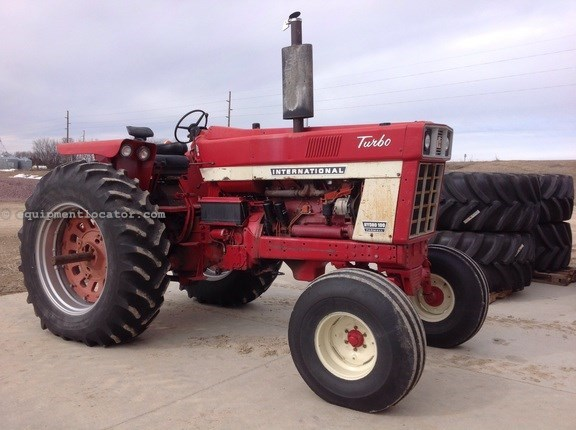 Used Tractor Tires For Sale >> 1975 International Harvester Hydro 100 Tractor For Sale at EquipmentLocator.com