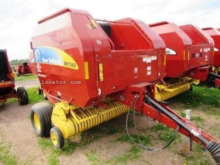 2008 New Holland BR7060 Image 1