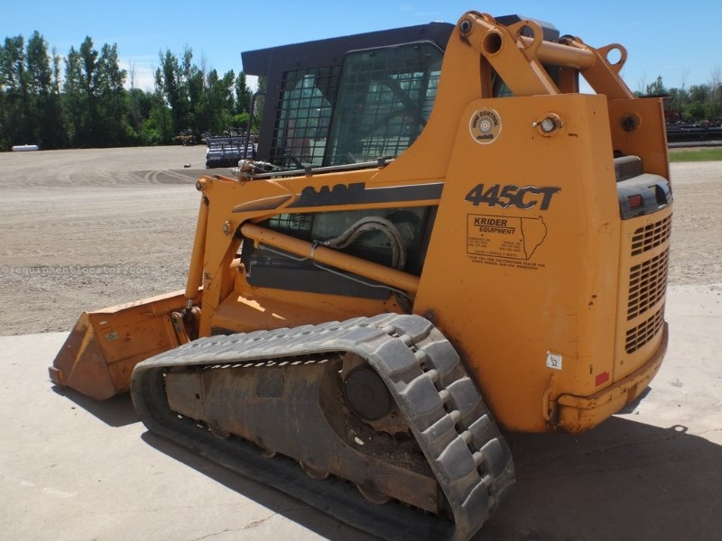 case 445 skid steer manual