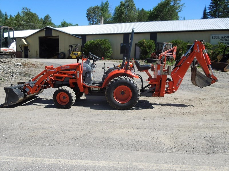 2004 Kioti CK20 Tractors For Sale at EquipmentLocator com