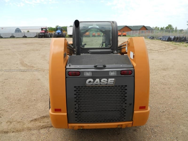 2015 Case SR240, Heat/AC, Hyd Coupler, Ride Control  Skid Steer For Sale