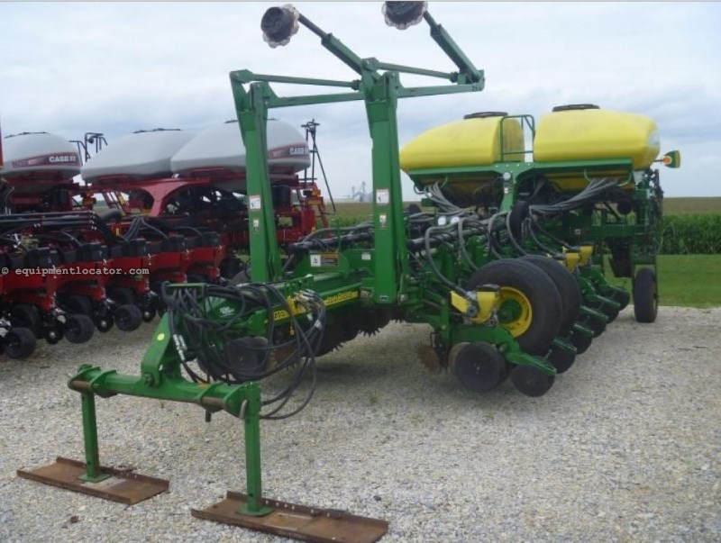 Photos Of 2006 John Deere 1770 16r30 Trash Whippers Front Fold 2