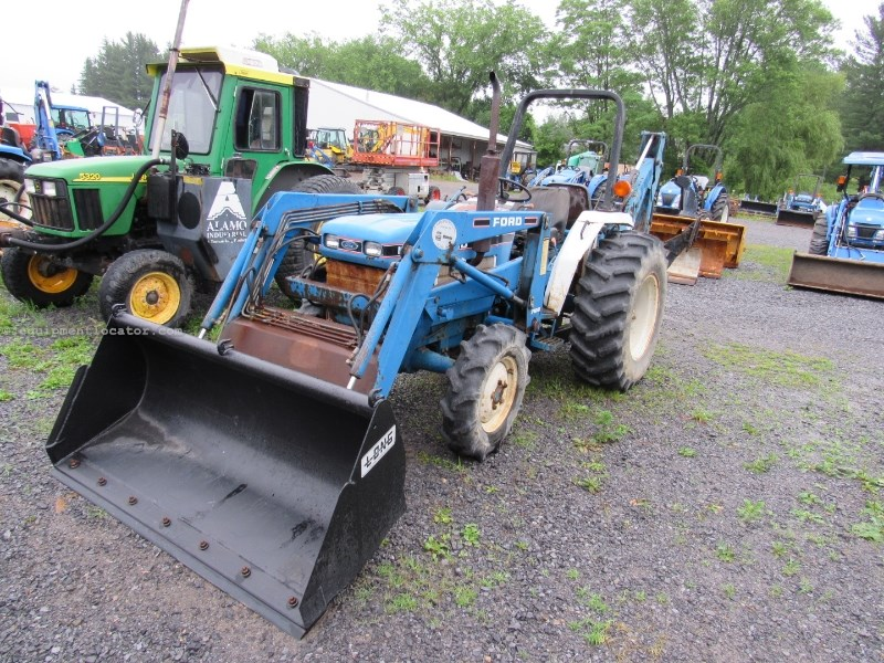 1989 Ford 1920 Tractor For Sale At Equipmentlocator Com
