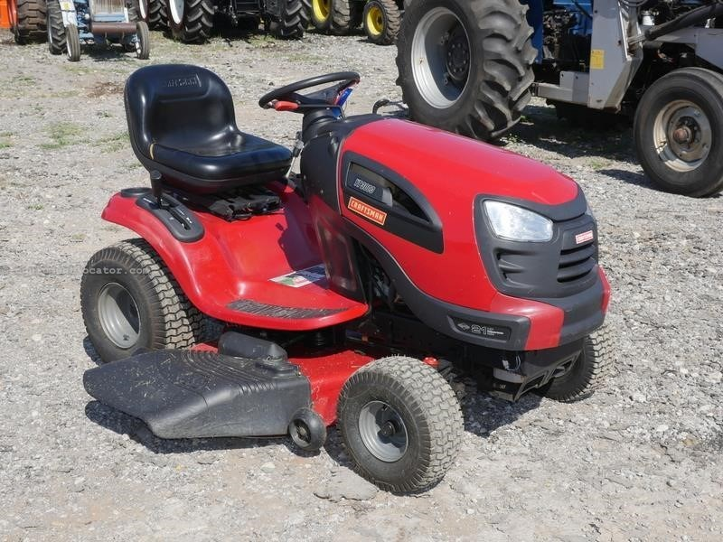 2013 Craftsman YT3000 Riding Mower For Sale at