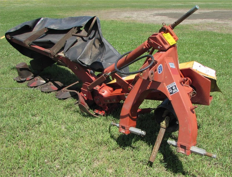 1997 New Holland 615 Disc Mower For Sale at EquipmentLocator com
