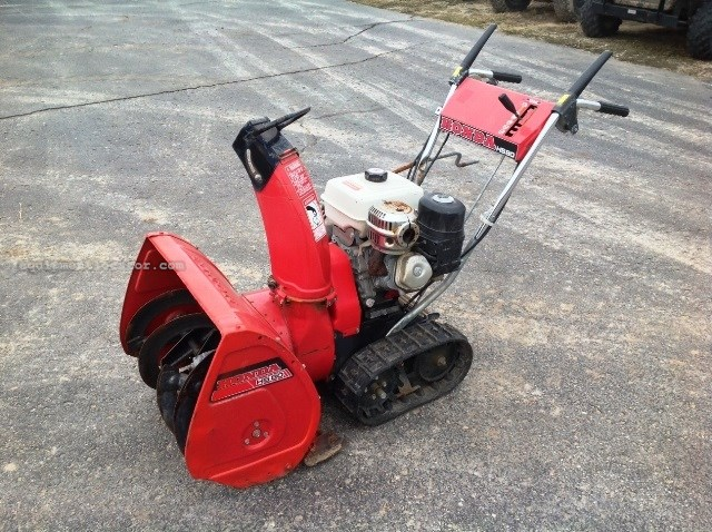 honda hs80 snow blower for sale at equipmentlocator com