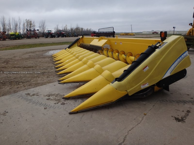 2013 New Holland 99C, 12R30, Fits CR940/6090/9080, Rotary Knife Header-Corn For Sale