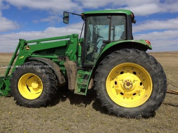 John Deere Tractor Tire Pressure : John deere m tractor for sale at equipmentlocator
