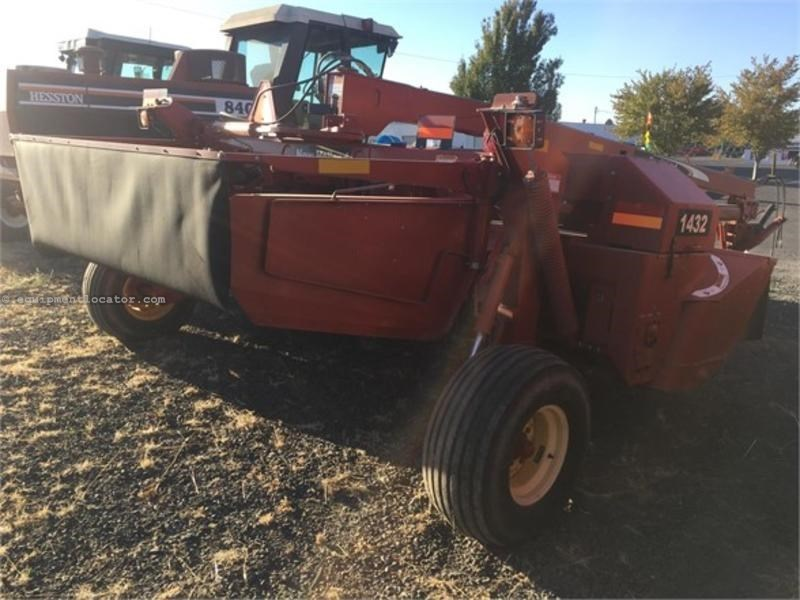 2005 New Holland 1432 Mower Conditioner For Sale