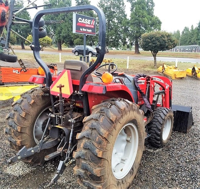 2012 Massey Ferguson 1540 Tractor  (UNIT IS NO LONGER AVAILABLE)