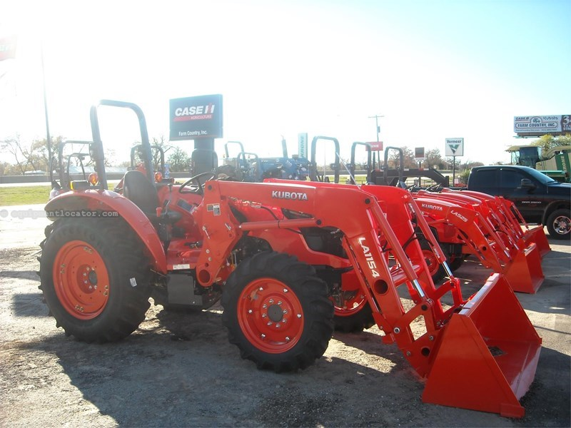 2019 Kubota M5660suhd Tractor For Sale At Equipmentlocator Com