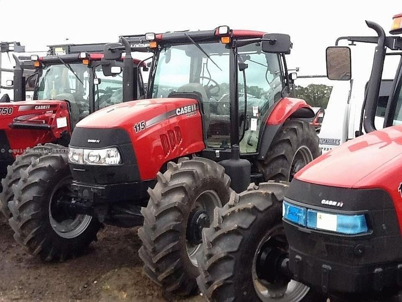 2019 Case Ih Maxxum 115 Tractors For Sale At