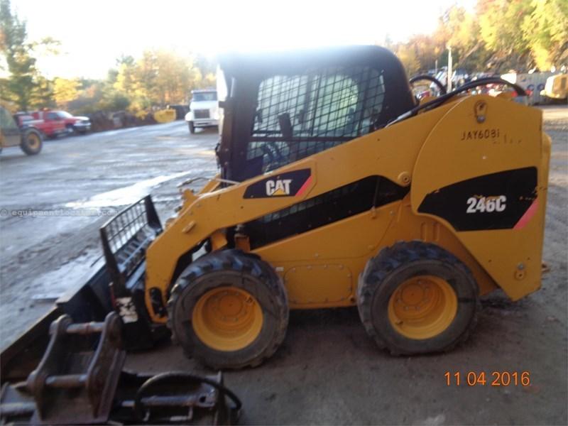 2011 Caterpillar 246C Image 1