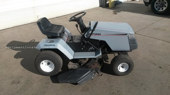 1998 Craftsman 944 608023 Riding Mower For Sale at