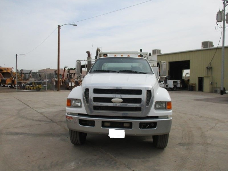 2008 Ford F750 XLT Super Duty Service Truck Service Truck For Sale