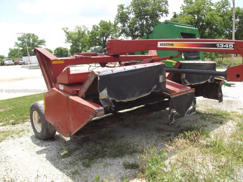 2005 Hesston 1345 Mower Conditioner For Sale at