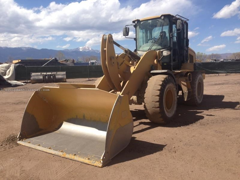 2014 Caterpillar 924K, 9478 Hr,Air/Heat, Ride Control Wheel Loader For Sale