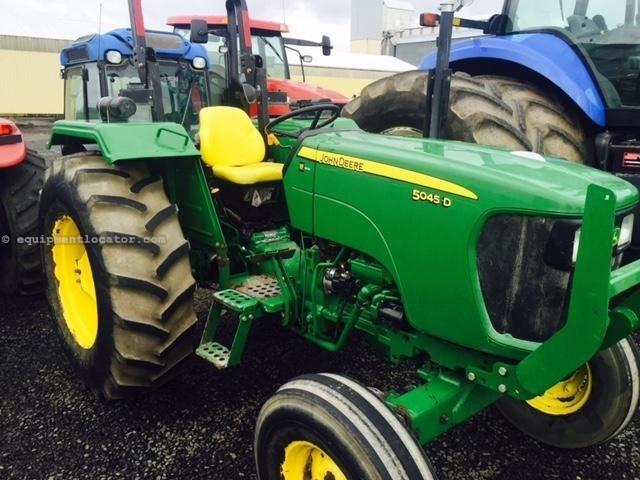 2008 John Deere 5045D Tractor  (UNIT IS NO LONGER AVAILABLE)