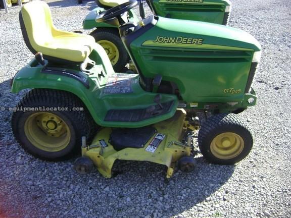 John Deere 245 Excavator Specs : John deere gt riding mower for sale at