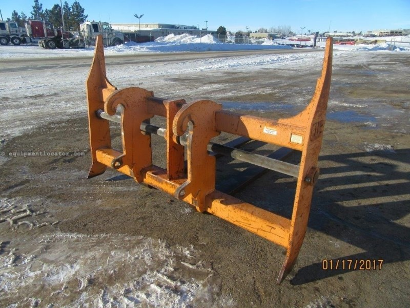 Werk-Brau 96X96 Forks, 96 Inches Wheel Loader Attachment For Sale
