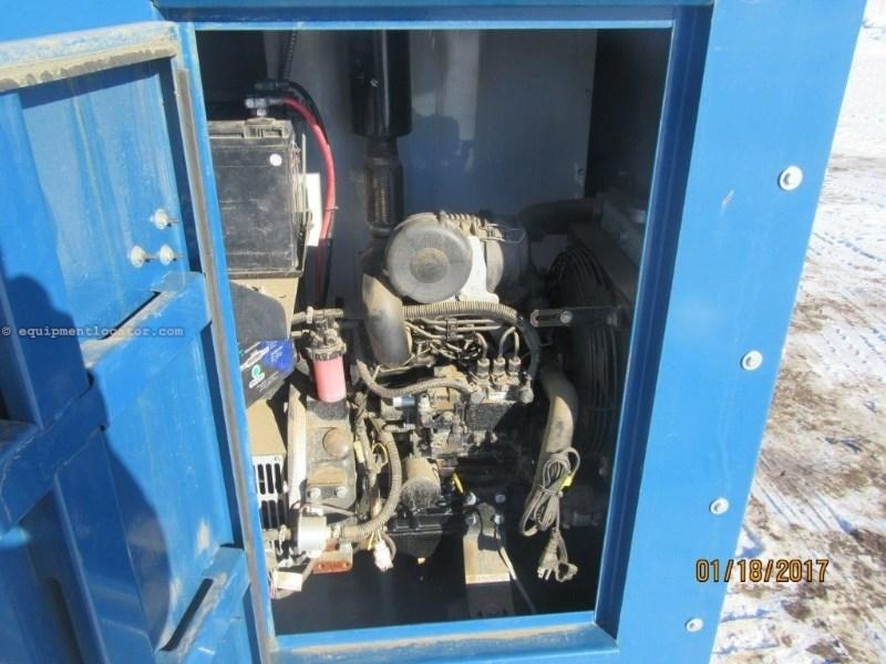 2013 Mac 400G, 400K BTU/Hr, 3371 Hr, Diesel Heater For Sale