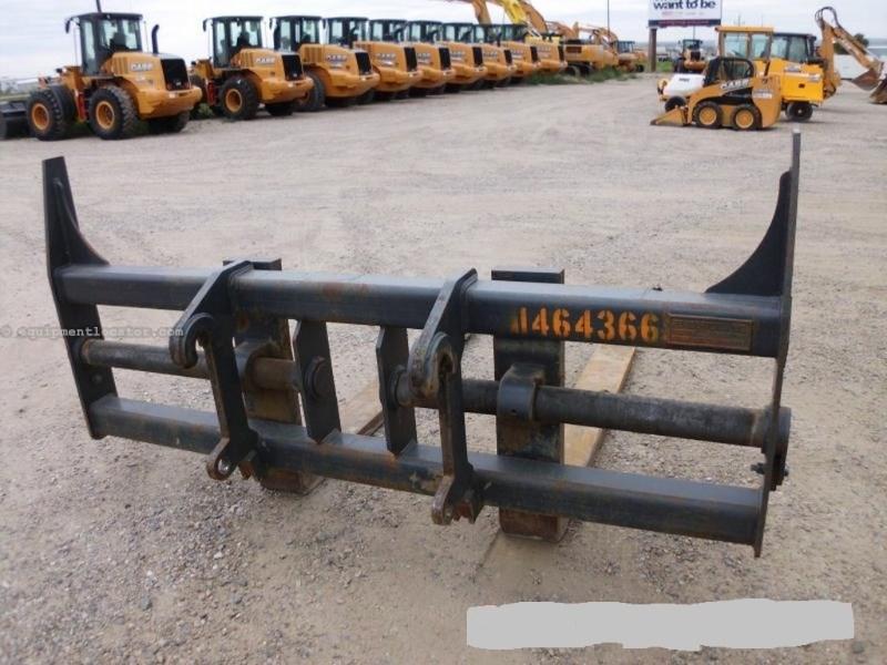 "Pemberton, Inc. L300, 96"" Carriage, 72"" Forks, JRB Coupler Wheel Loader Attachment For Sale"