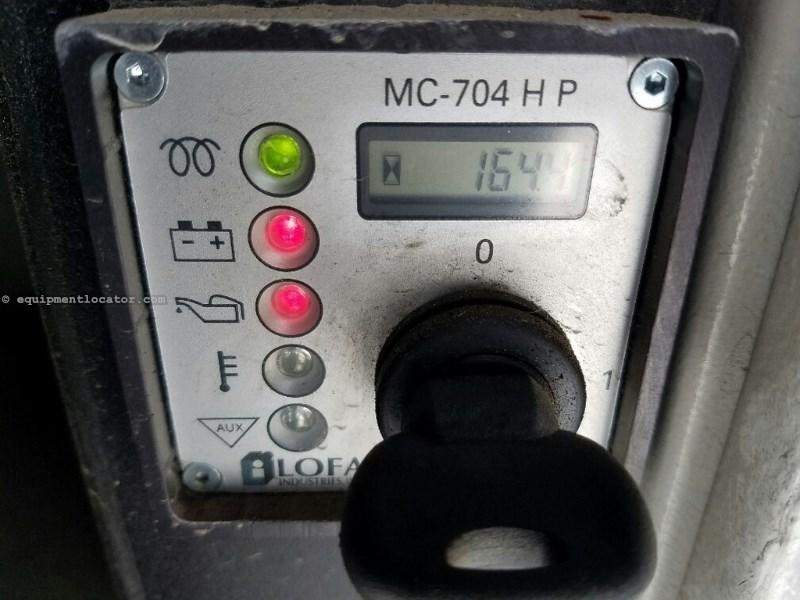 2013 Mac MAC400G, 164 Hr,Isuzu Eng,118 Gal Tank,Elec Brakes Heater For Sale