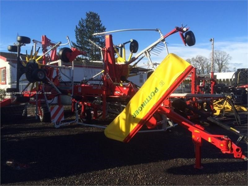 2016 Pottinger TOP 722 Tedder For Sale