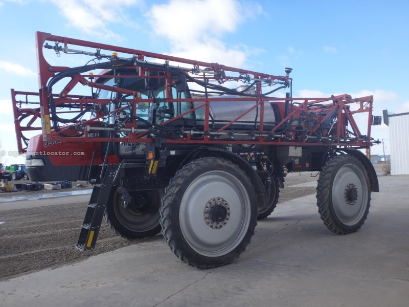 2011 Case IH 3330, 2583 Hr, 90', AIM, Fr/Rear Duals Sprayer-Self Propelled For Sale