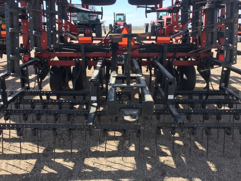 2002 Case IH TMII, 45', Harrows, Double Fold Field Cultivator For Sale