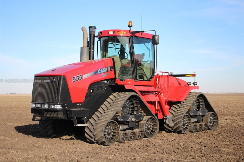 2009 Case IH STEIGER 535 QUADTRAC-175000.00 USD
