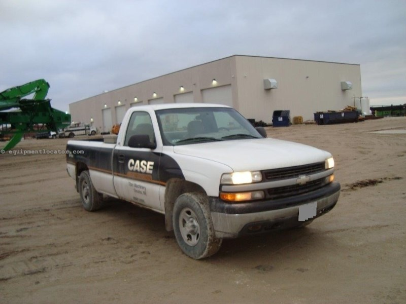 2002 Chevrolet Silverado K1500 4x4 Reg Cab Pickup Truck For Sale
