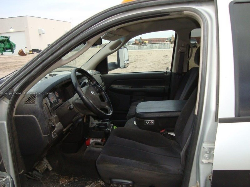2004 Dodge Ram 3500 Quad Cab 4x4 w/Duals Pickup Truck For Sale