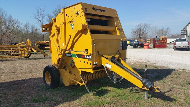 2016 Vermeer 5420 REBEL Baler-Round For Sale at