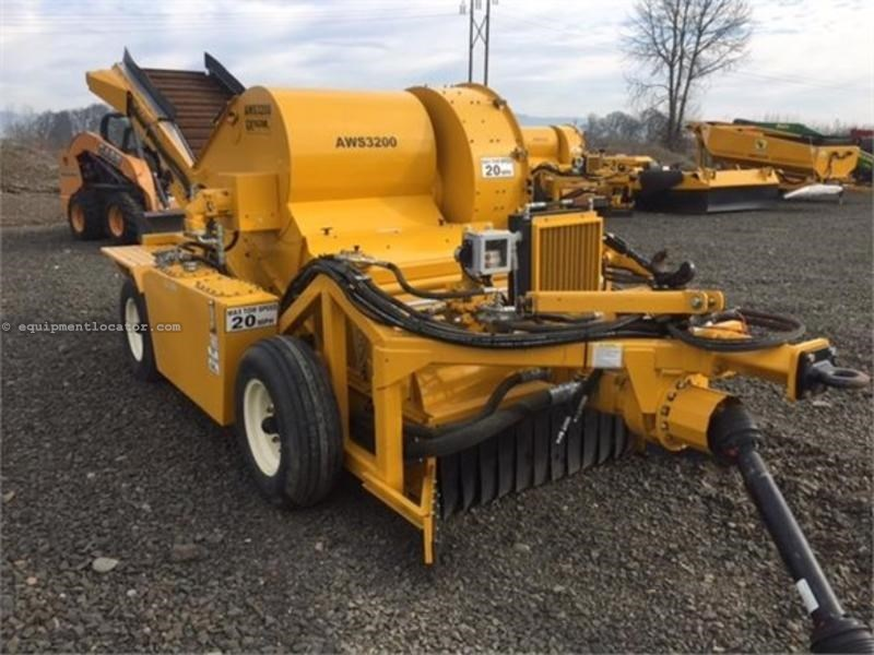 2014 GK Machine, Inc. AWS3400 Misc. Ag For Sale