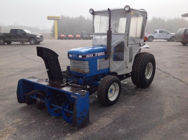 1992 Ford 1620 Tractor For Sale at EquipmentLocator com