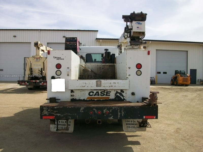 2004 Kenworth T300 Service Truck with Crane Service Truck For Sale