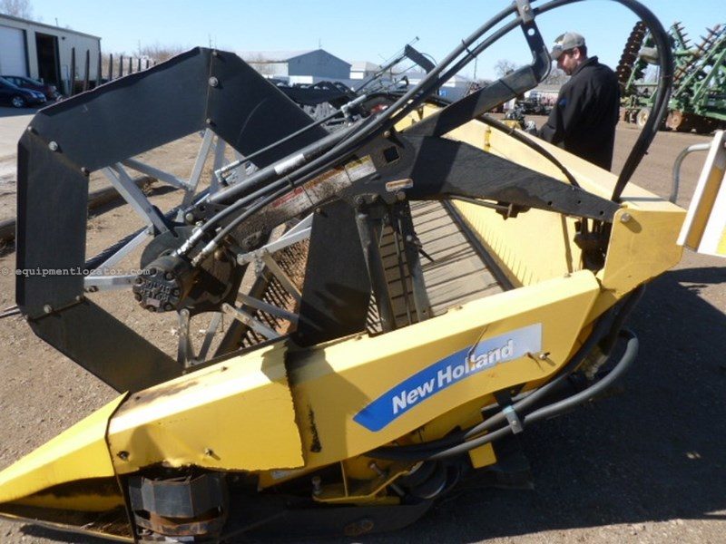 2009 New Holland 88C, 42', Fits CR/CX Adapters, Full Plastic Finger Header-Auger/Flex For Sale