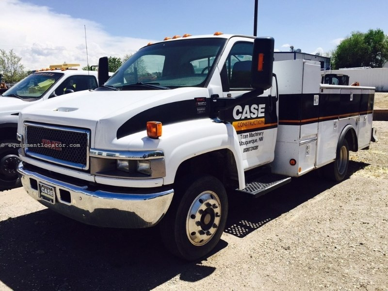 2004 GMC C5500 Service Truck For Sale