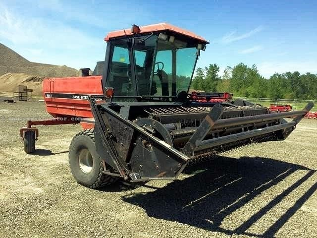1992 Case IH 8840 Mower Conditioner For Sale
