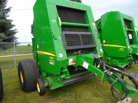 2016 John Deere 469 Silage Special Baler-Round For Sale at