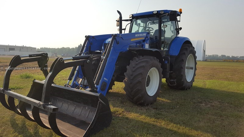2013 New Holland T7 235 Tractor For Sale at EquipmentLocator com