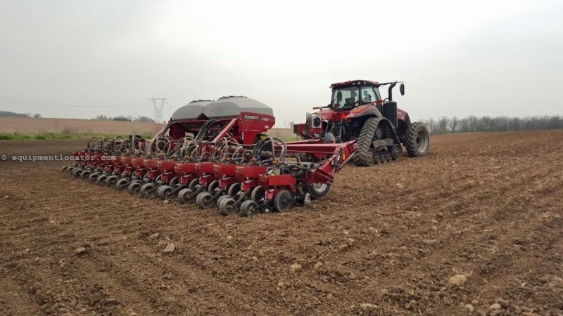 2016 Case Ih 1245 Planter For Sale At Equipmentlocator Com