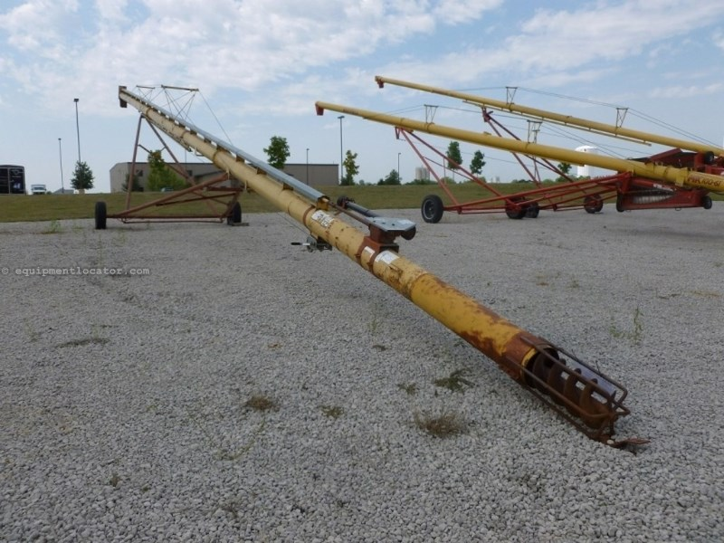 "Westfield 10X71, 71', 10"" Aug Diam, Hyd Lift, Std Intake Auger-Portable For Sale"