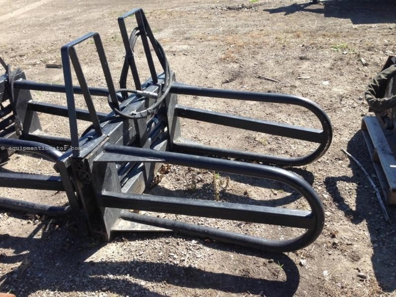 "2014 Wifo SBH-M, Skid Steer Mount, Opens to 76"" Bale Squeeze Attachment For Sale"