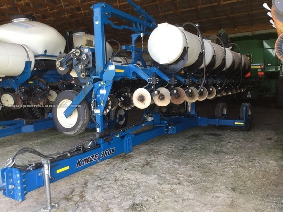 2013 Kinze 3600 Planter For Sale At Equipmentlocator Com