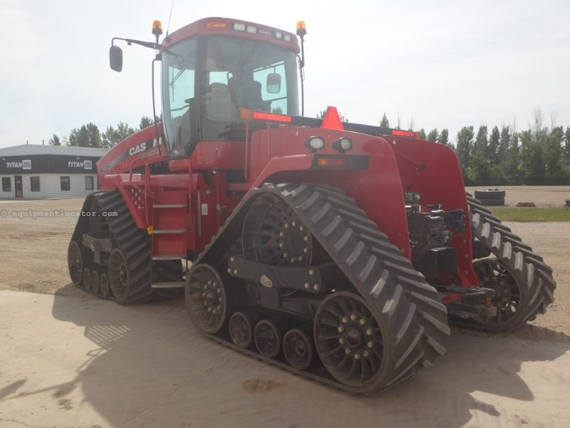 """2011 Case IH 535Q, 3643 Hr, 30"""" Track, 1000 PTO,Guide Nav Cont  Tractor For Sale"""