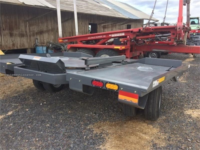 2013 Massey Ferguson AC25 Bale Accumulator For Sale