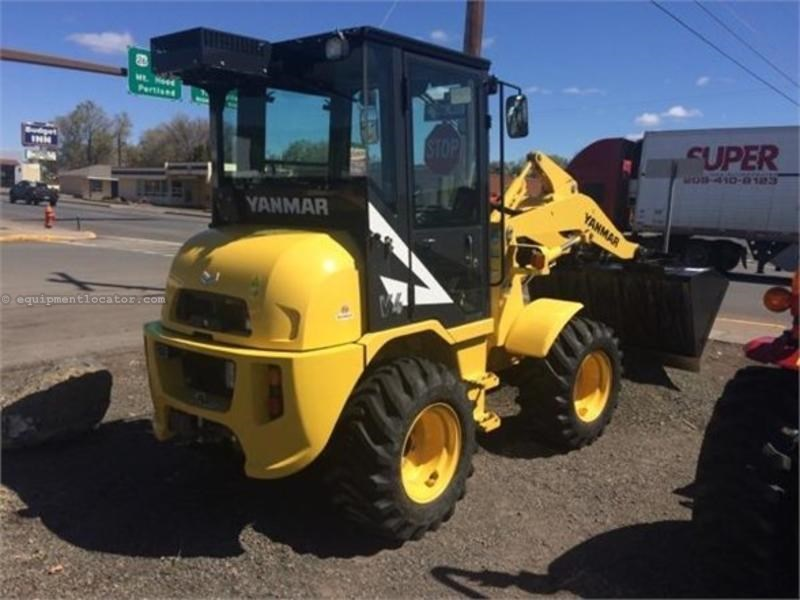 2016 Yanmar V4-7 Wheel Loader For Sale